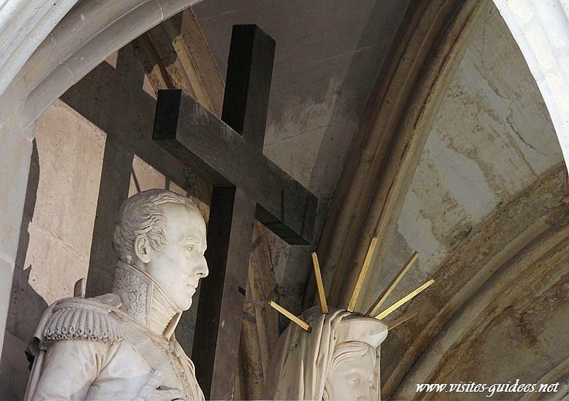 Tombeau du duc d'Enghien Sainte Chapelle