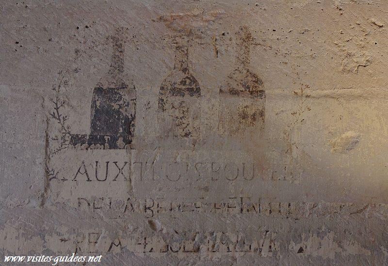 Donjon du Château de Vincennes graffiti