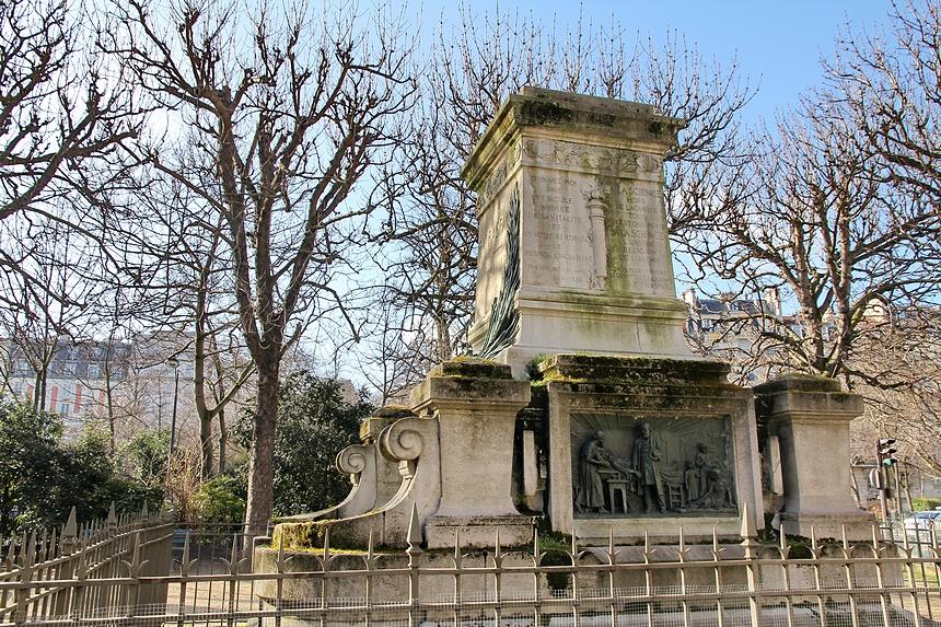 monument à Raspail