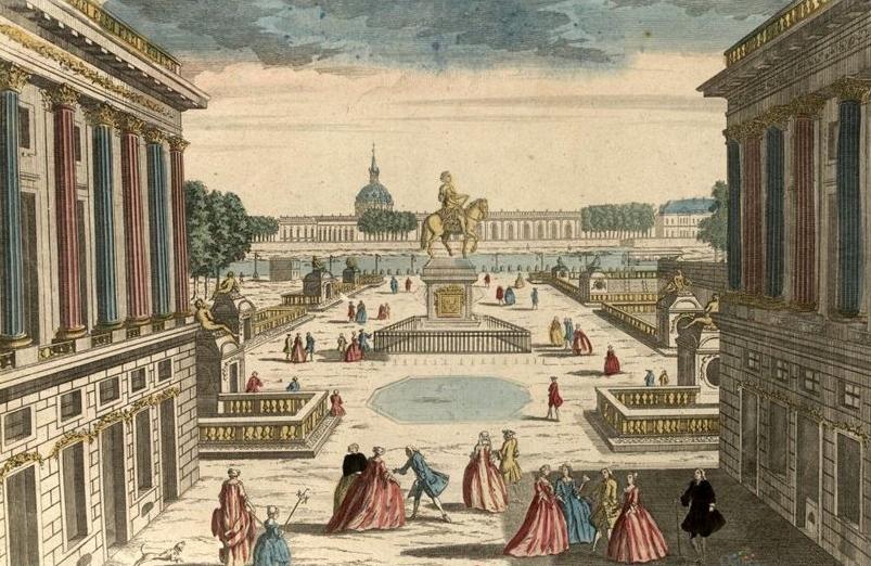 place de la Concorde patrimoine
