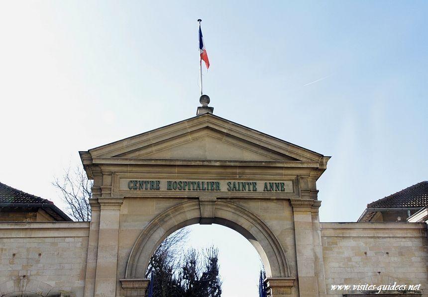 Hôpital Sainte Anne