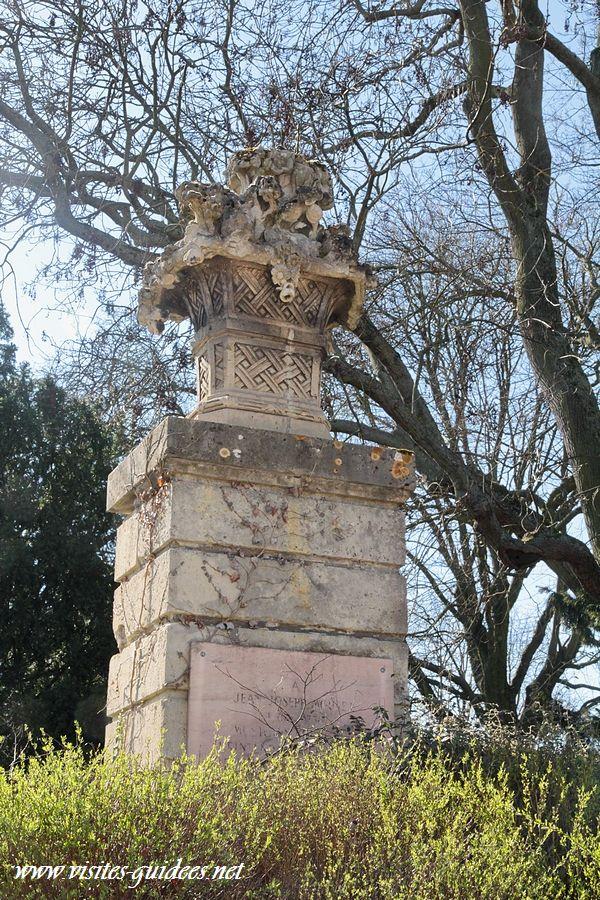 Sceaux pavillon de l'Aurore