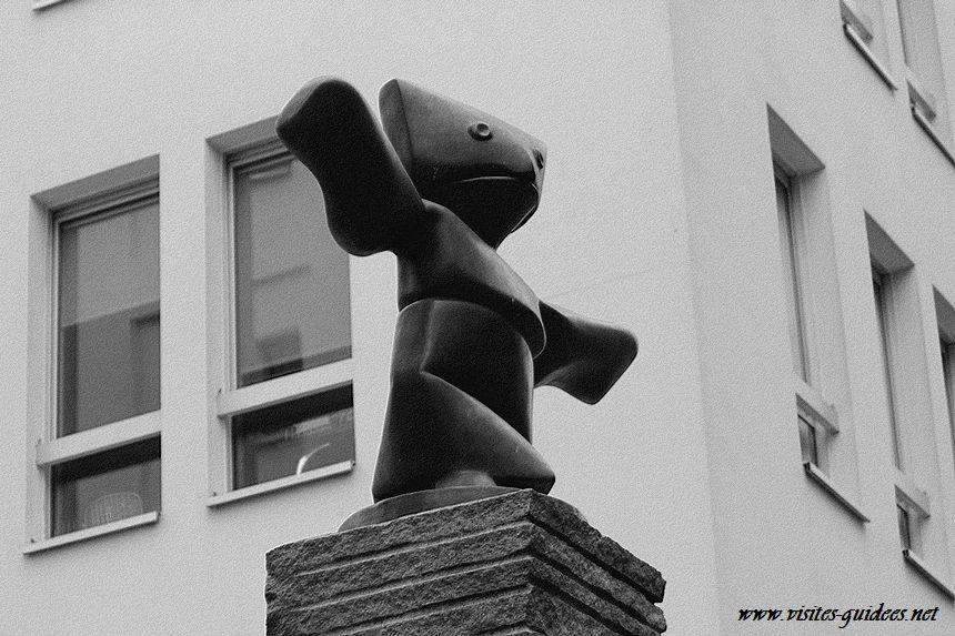 Le Grand Assistant de Max Ernst