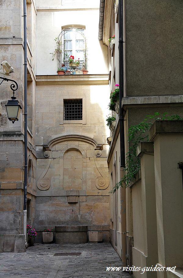 Rue Eginhard Paris