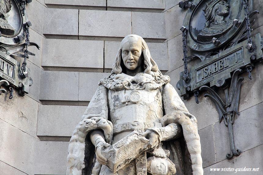 Mirador de Colom Lluís de Santangel