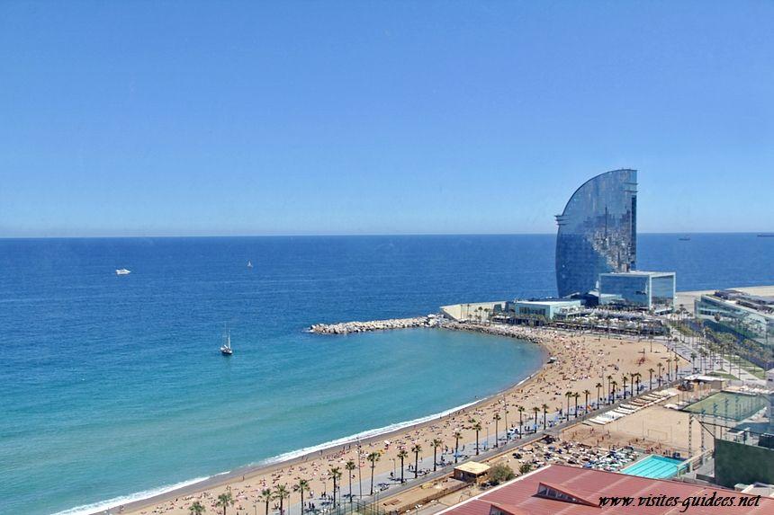 Très Hotel proche plage barcelone - L'hôtel où dormir ON77
