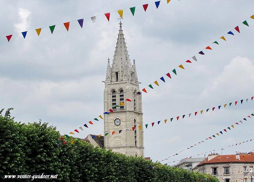 Vitry sur Seine les fêtes du Lilas 2014
