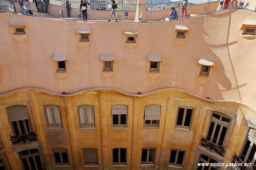 "Casa Milà ""La Pedrera"""