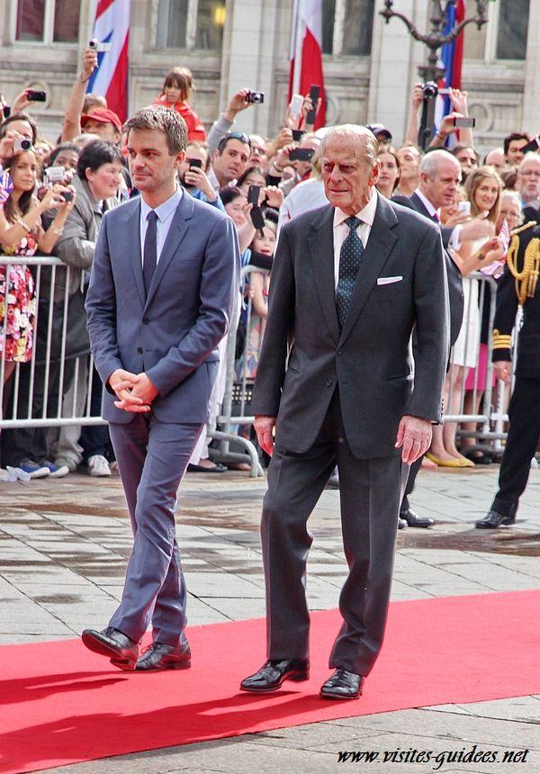 n Altesse Royale le Duc Philip d'Edimbourg