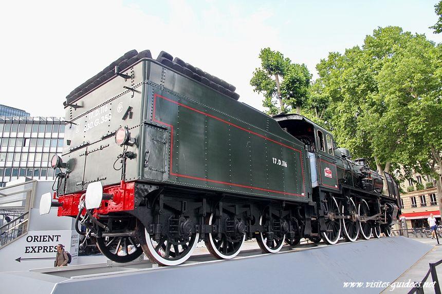 Il était une fois l'Orient Express IMA