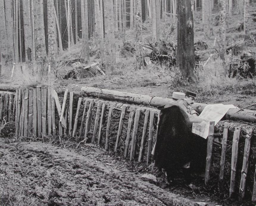 1914-2014 : Stratégique Forêt !