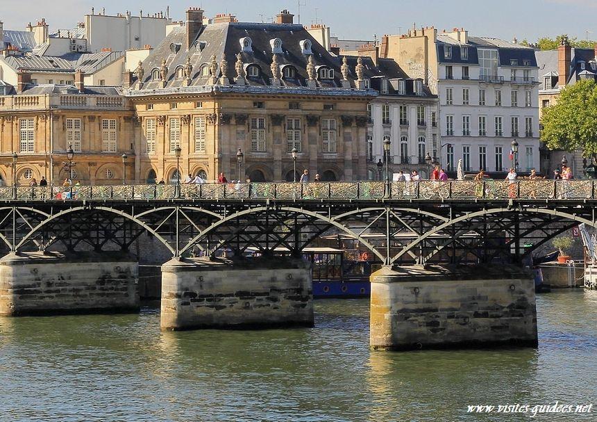 Cadenas d'amour Pont des Arts 3 septembre 2011