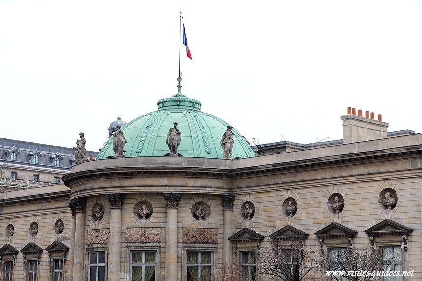 Hôtel de Salm Palais de la Légion d'Honneur