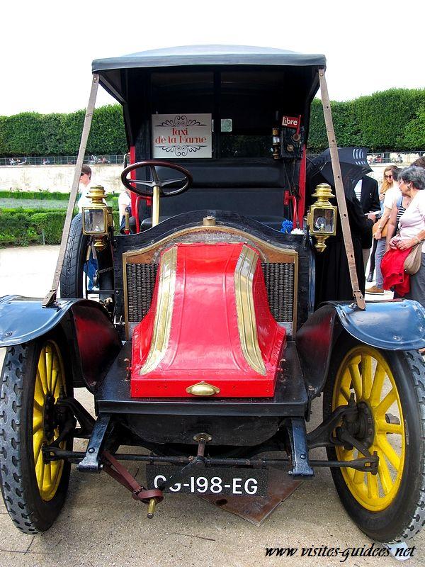 Taxis de la Marne Bivouac de Poilus