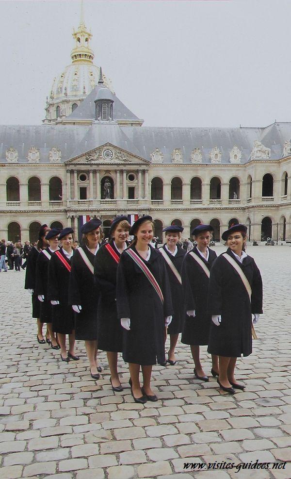 Demoiselles de la Légion d'Honneur