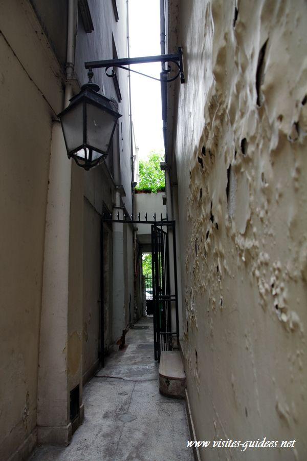 Rue de la Mortellerie Paris