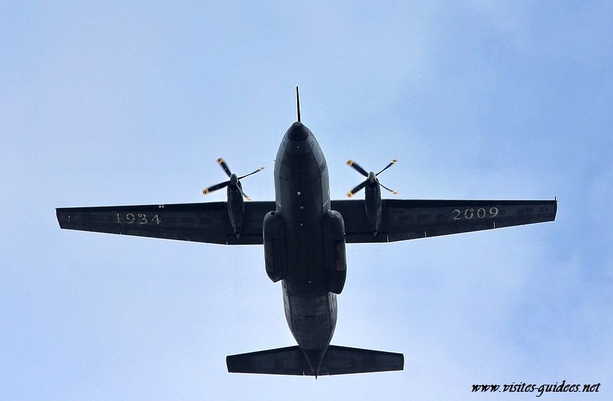Défilé du 14 juillet 2014 C-160 Transall