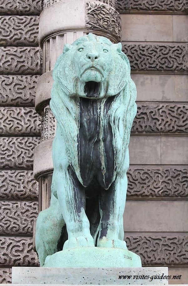 IPorte des Lions Le Louvre