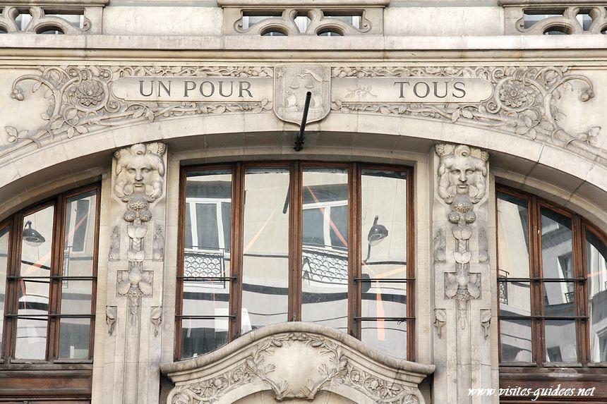 Immeuble du Syndicat de l'Epicerie française