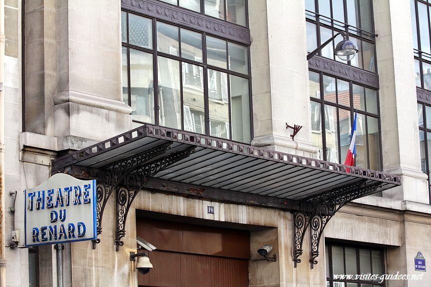 Immeuble du Syndicat de l'Epicerie française et Théatre du Renard