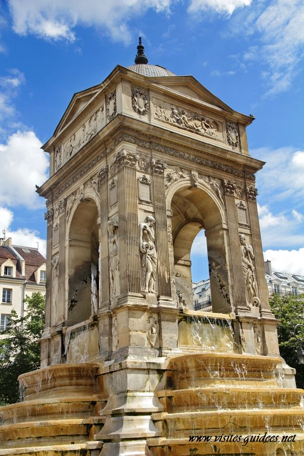 Fontaine des Innocents Paris