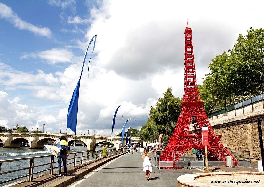 Paris Plages 2014