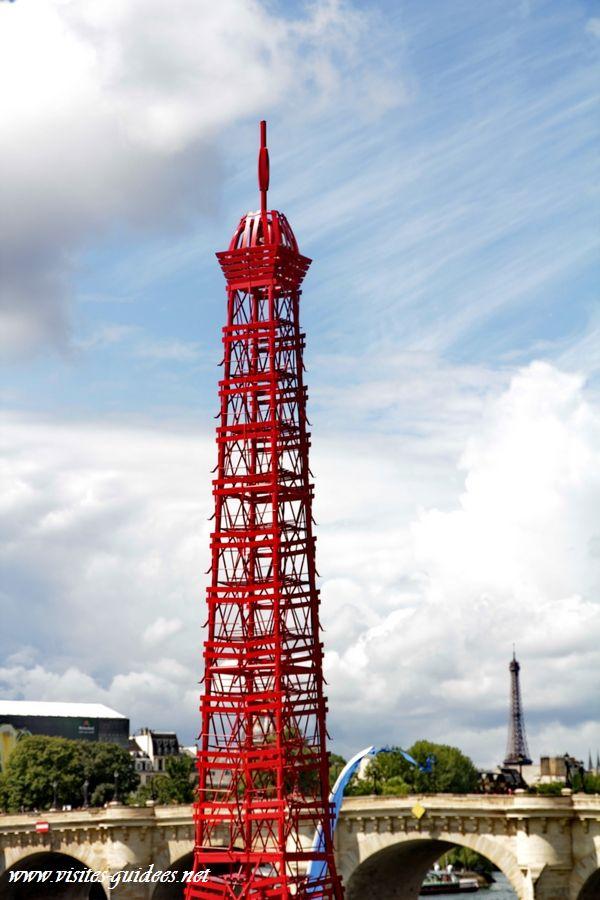 Tour Eiffel Bistro