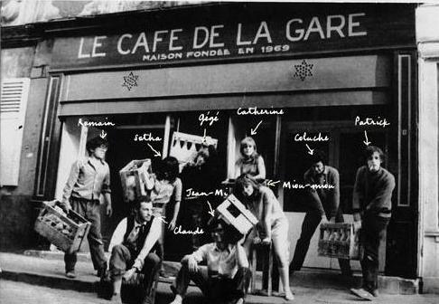 la troupe du café de la gare