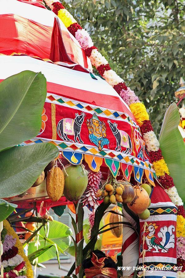 Fête du Char de Ganesh