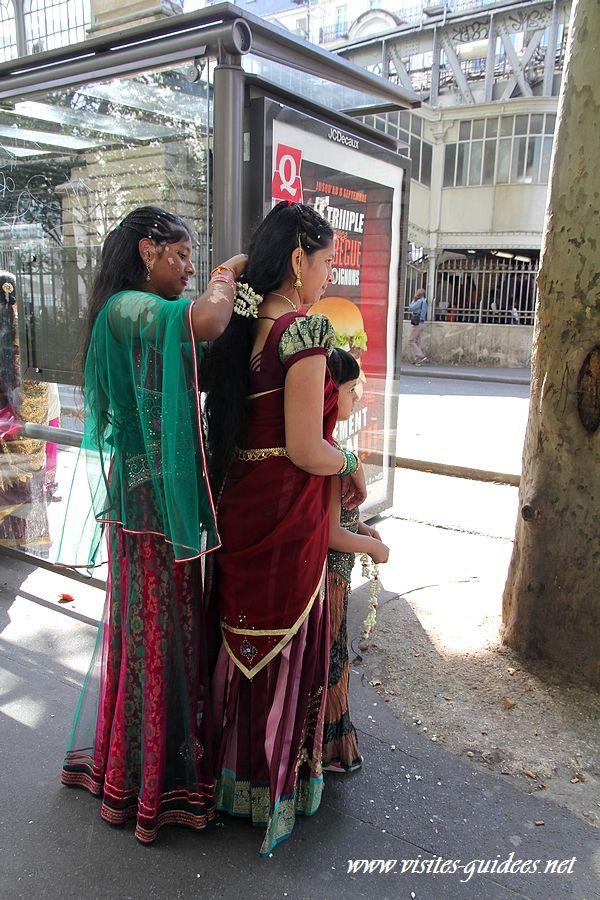 Fête de Ganesh 2014