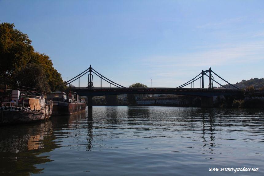 Balade des îles Pont Renault