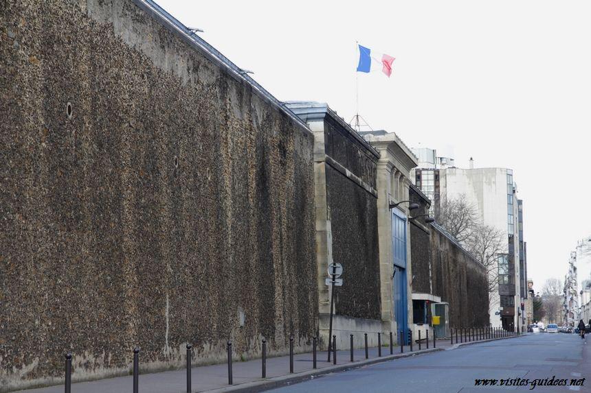 Maison d'arrêt de Paris La Santé