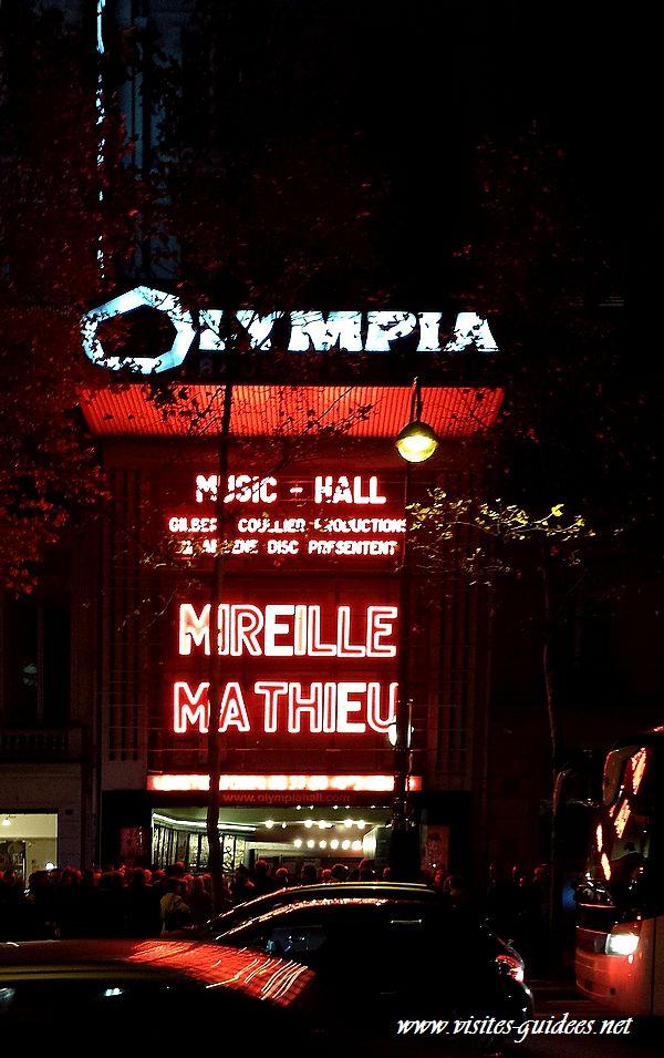Olympia Mireille Mathieu 2014