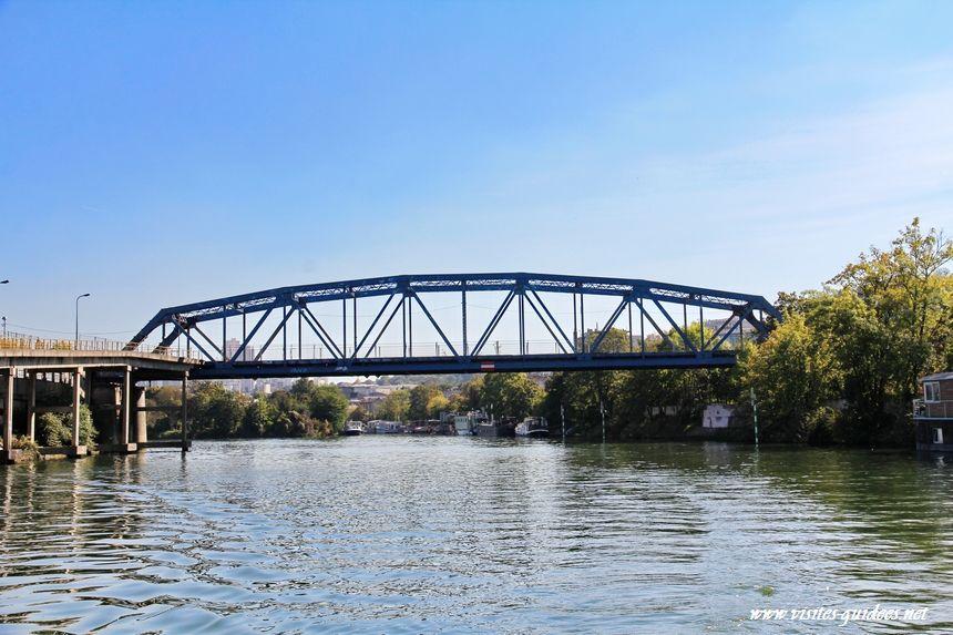 Ile Seguin Pont Seibert