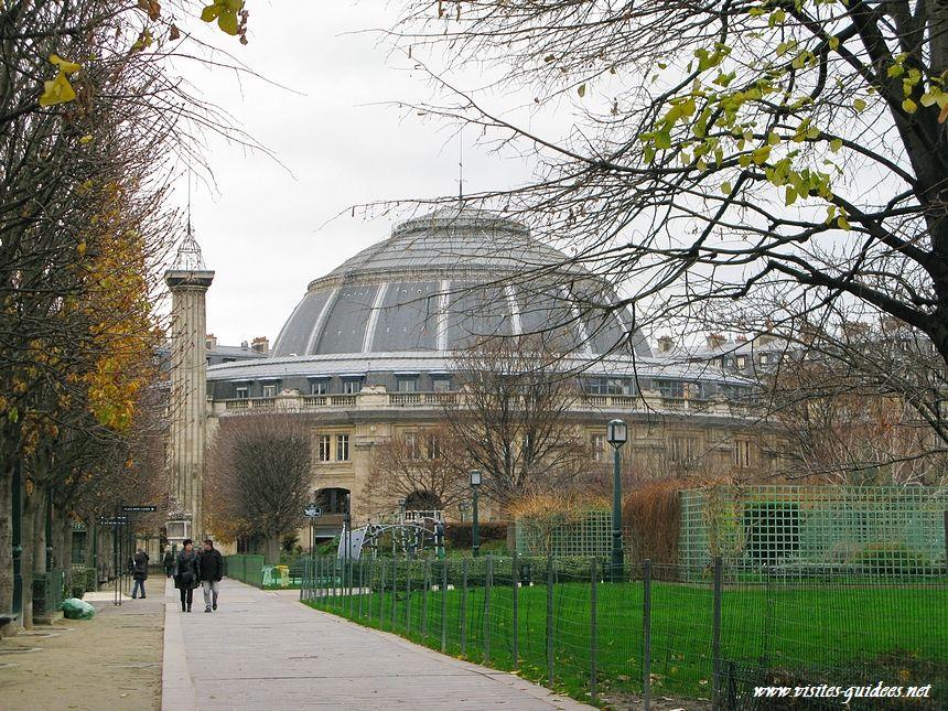 Jardin des Halles