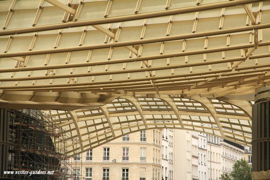 La Canopée les Halles