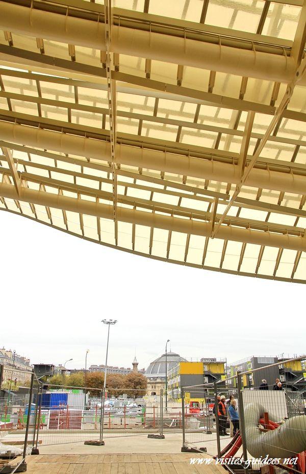 Canopée Les Halles