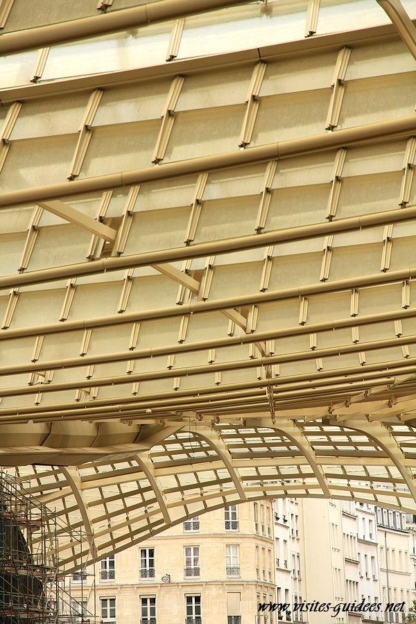 Les Halles la Canopée