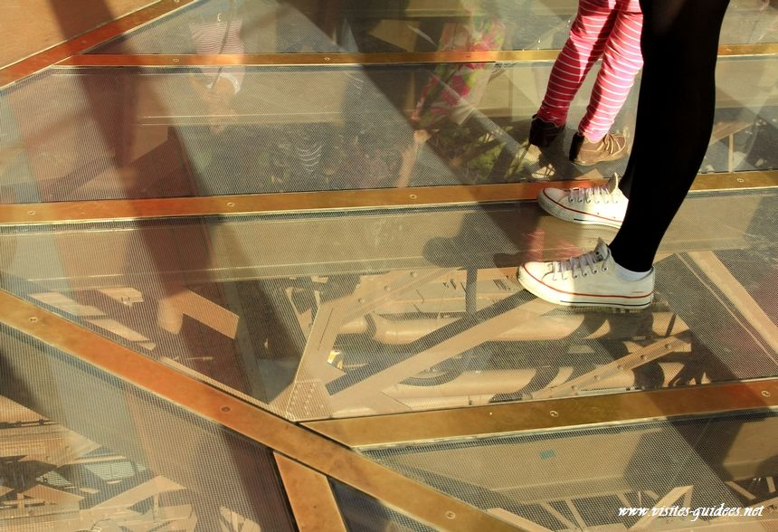 Tour Eiffel 1er étage