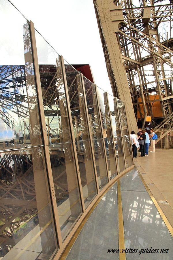 Tour Eiffel plancher du 1er étage