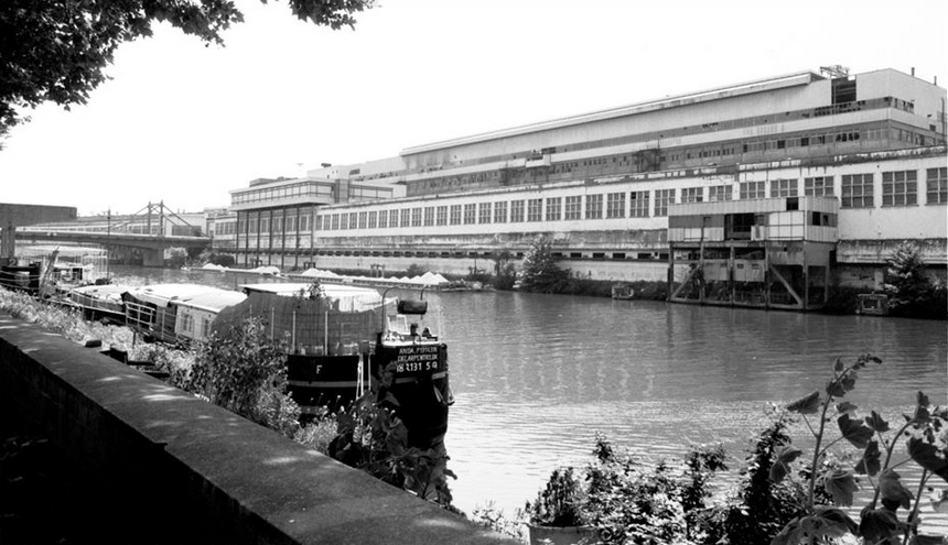 usine Renault Ile Seguin