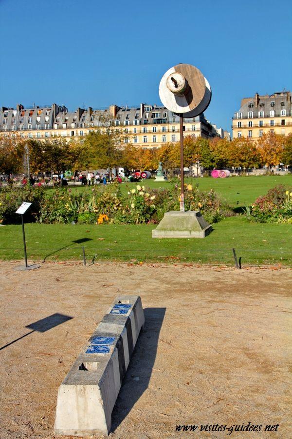FIAC Tuileries 2014