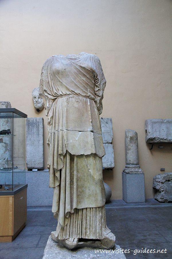 Musée lapidaire et archéologique Aix les Bains