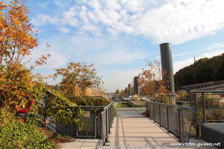 Jardin flottant Niki de Saint Phalle