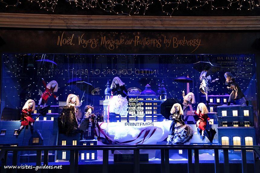 Noël, Voyage Magique By Burberry