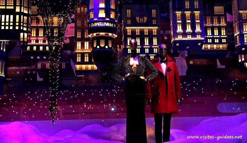 Noël voyage magique by Burberry