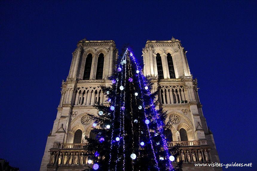 Heure bleue Notre-Dame de Paris
