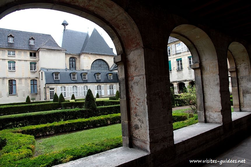 Abbaye de Port Royal Paris