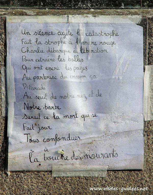 Charlie Hebdo Place de la République