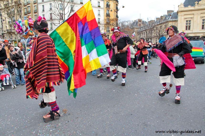Carnaval de Paris 2015